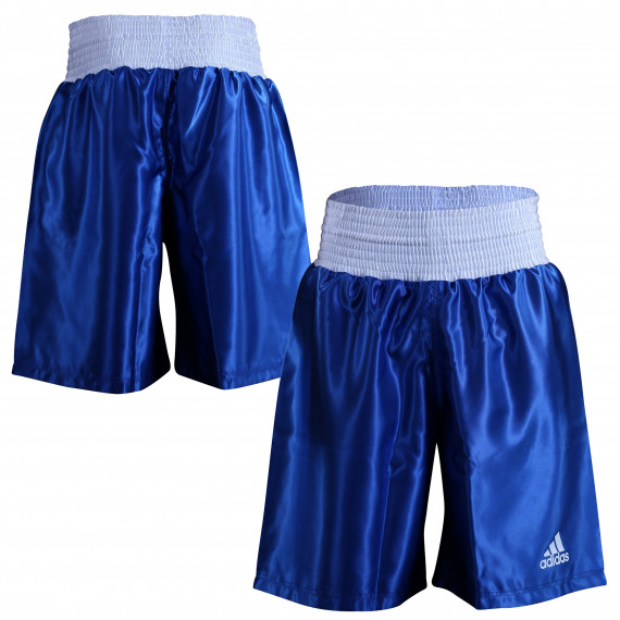 adidas Poly Satin Multi Boxing Trunks