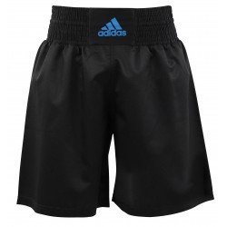 adidas White Diamond Poly Boxing Trunks