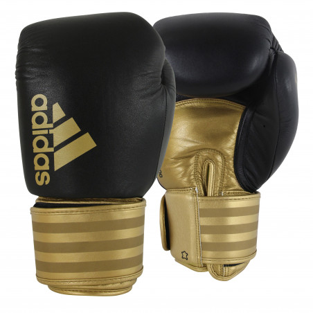 adidas Hybrid 200 Leather Boxing and Kickboxing Gloves for Women & Men | USBOXING.NET