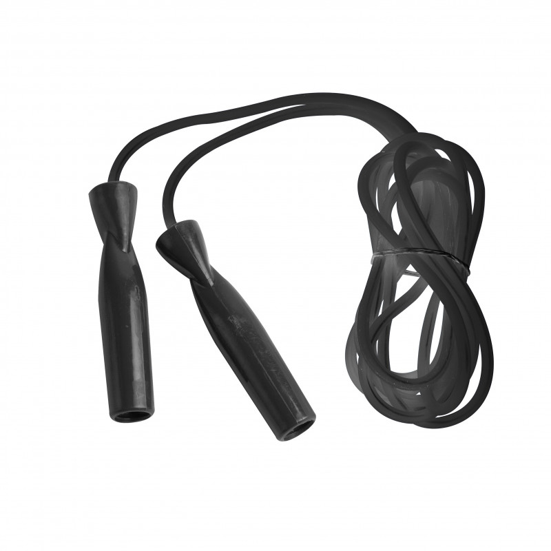 URBAN FITNESS LEATHER SKIPPING ROPE BOXED WITH BALL BEARINGS