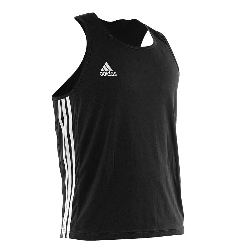 adidas Punch Line Boxing Tee Shirt   AIBA Approved   USBOXING.NET