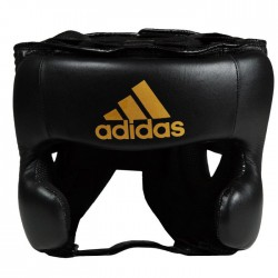 adidas Leather Speed Training Headgear