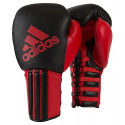 ADIDAS SUPER PRO SPARRING GLOVES - LACE